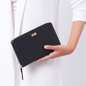 NWT Kate Spade 'kaden' travel wallet